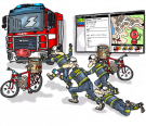 Juniorský železný hasič 2020 1